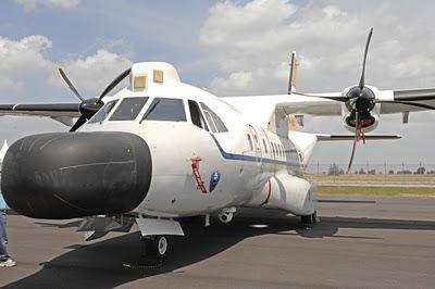 Pesawat CN 235 MPA Terbaik di Kelasnya di Dunia (2/3)