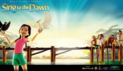 Hasil gambar untuk film Sing to the Dawn