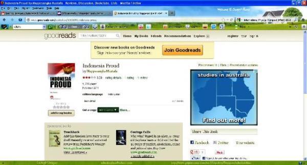 e-Book iProud di Goodreads.com