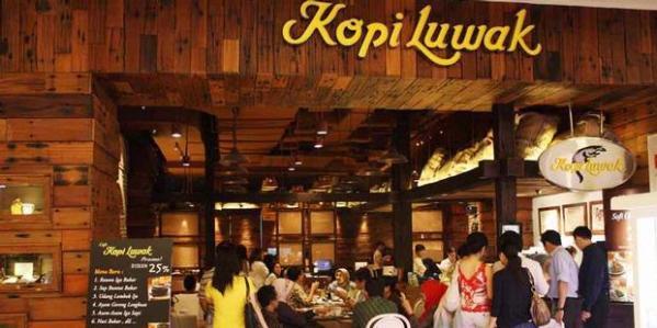 Kafe Kopi Luwak Brand Lokal Yang Mengglobal Pesaing