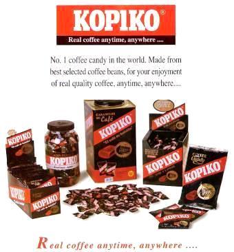 Awal tahun ke nigeria, sekarang kami sudah mulai ekspor produk permen