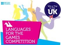 """Abdurrahman Adam Raih Emas di Kompetisi """"Language for the Games,"""" Paralimpiade 2012 London"""