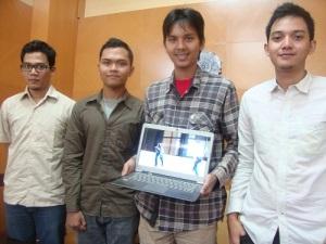 Ultra Shiny Man UGM di indonesiaproud wordpress com