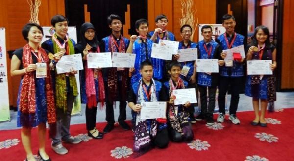 Tim Indonesia APCYS 2013 di indonesiaproud wordpress com