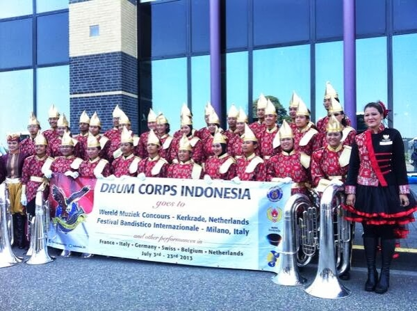 drum corps indonesia di indonesiaproud wordpress com