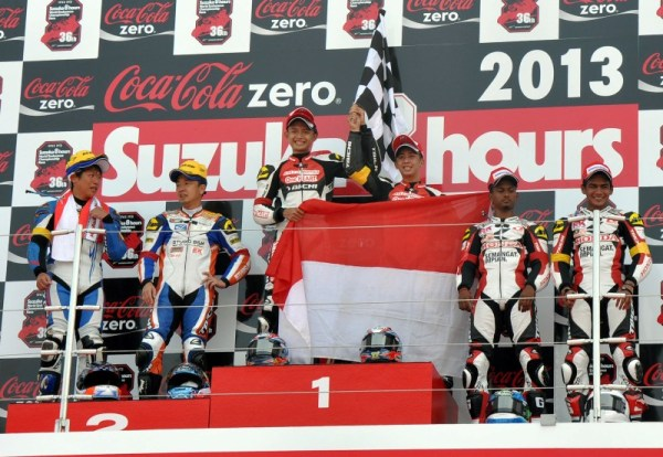 Suzuka Endurance Championship 2013 di indonesiaproud wordpress com
