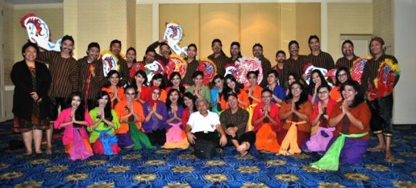 indonesiaproud - folklore psm ugm raih emas di bangkok