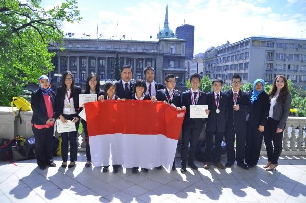 Tim Indonesia ICYS-21 di indonesiaproud wordpress com