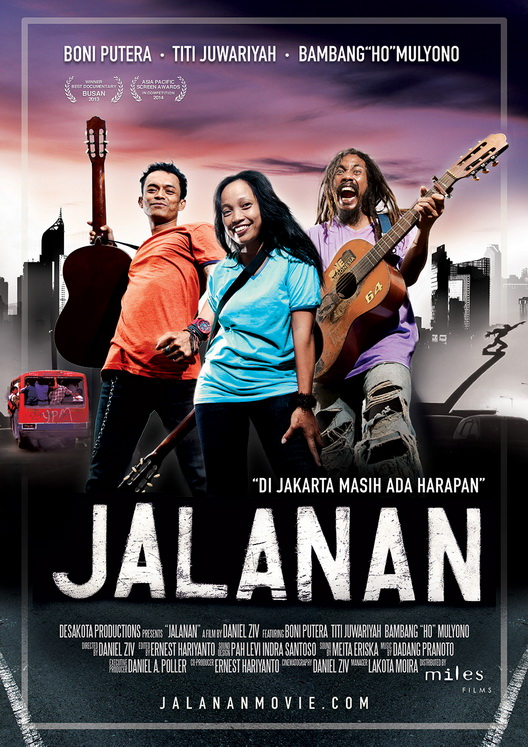 "Film ""Jalanan"" Raih People's Choice Awards di Festival"
