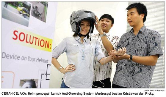 helm pencegah kantuk ubaya di indonesiaproud wordpress com
