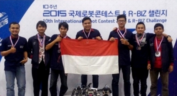 tim robot ugm korea 2015 di indonesiaproud wordpress com