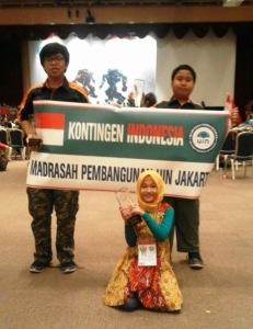 siswa madrasah pembangunan uin di indonesiaproud wordpress com